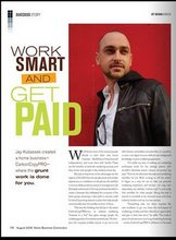 Jay Kubassek - Work Smart and Get Paid