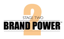 Business Brand Creation - Stage Two : Brand Power (TM)