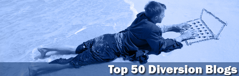Top 50 Diversion Blogs