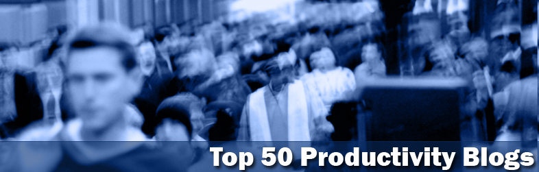Top 50 Productivity Blogs