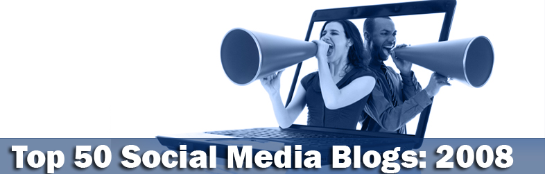 Top 50 Social Media Blogs